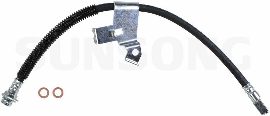 Brake Hydraulic Hose Sunsong North America 2203919