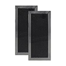 2 PACK AP5332087 Samsung Microwave Oven Charcoal Carbon Filter Replacements by Air Filter Factory