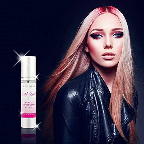 Model in a Bottle Original Makeup Setting Spray, Matte Finish, 1.7 oz by Model in a Bottle (Image #4)