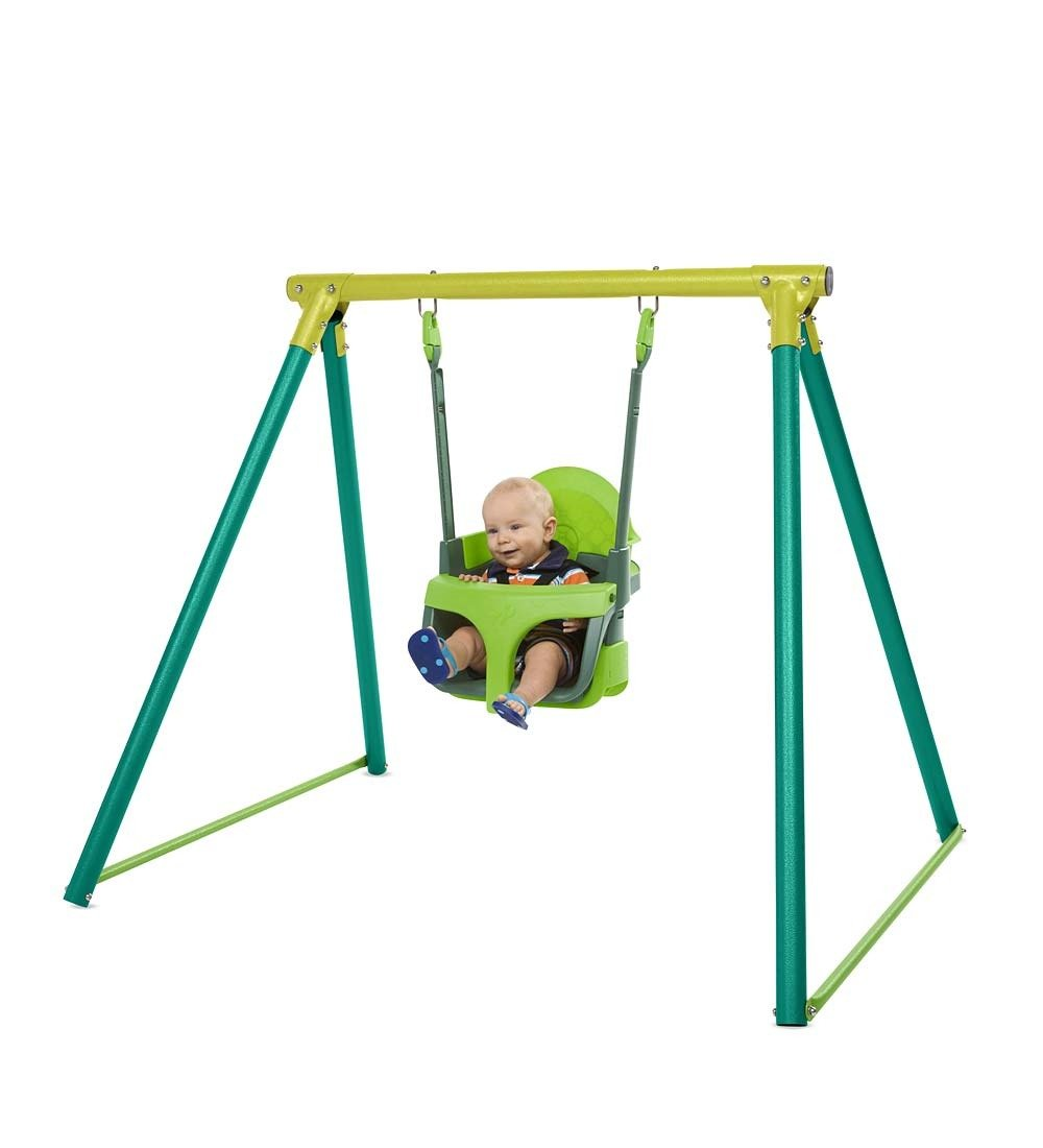 Quadpod Swing and Adjustable Swing Stand Special by Newton Enterprises, LTD