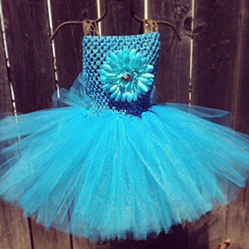 8659145017 Amazon.com: Teal Tutu Skirt: Handmade