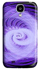 Samsung S4 Case Abstract rotating light 3D Custom Samsung S4 Case Cover