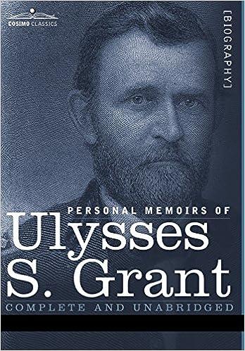 Personal Memoirs of Ulysses S. Grant: Amazon.es: Grant ...