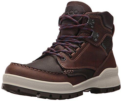 (ECCO Women's Trach 25 High Hiking Boot, Cocoa Brown, 36 M EU (5-5.5 US))