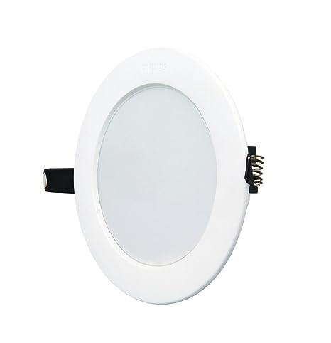 discount sale ee2cd eae21 Philips AstraSlim 10-Watt Round Panel LED Light (Cool Day Light) (Cool Day  Light)