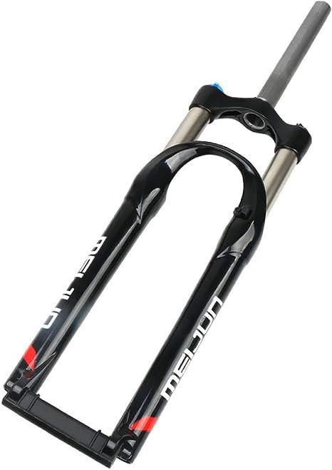 TIANPIN Horquilla de suspensión de Bicicleta Bicicleta de montaña ...