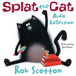 Splat the Cat Audio Collection Audiobook