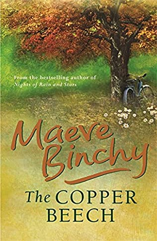 book cover of The Copper Beech