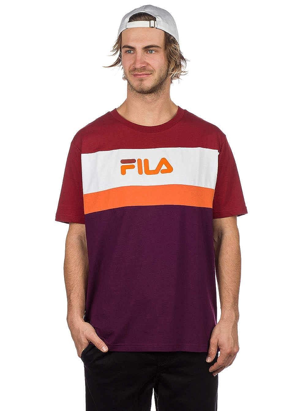 Fila Aaron Tee SS Men, T-Shirt B07KCTGJJ9 T-Shirts Auktion