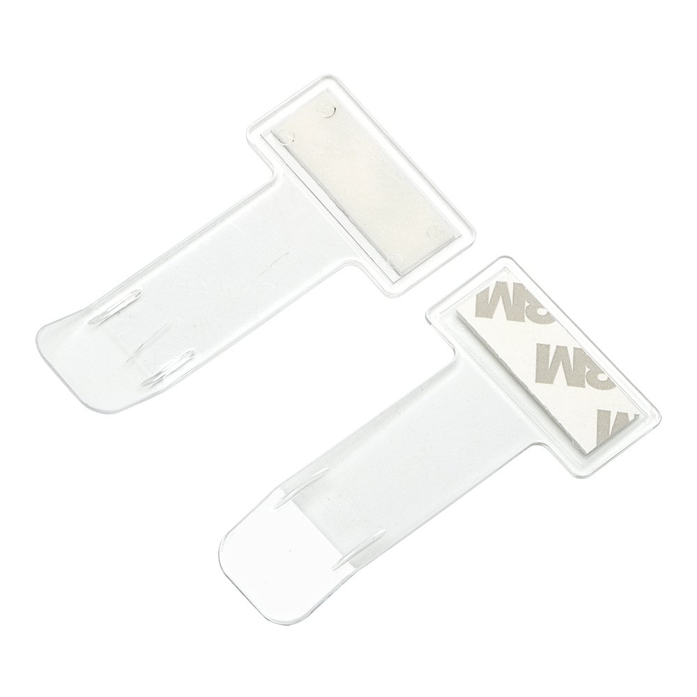 NOPNOG Car Windscreen Portable Clip Parking Ticket Business Card Clip