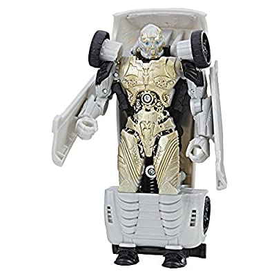 Transformers: The Last Knight 1-Step Turbo Changer Cogman: Toys & Games
