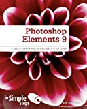 img - for Photoshop Elements 9 In Simple Steps book / textbook / text book