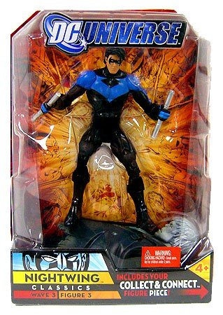 DC Universe Classics Series 3 Action Figure (Nightwing The Series Costume)