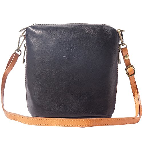 SOFT CROSS BODY LEATHER BAG