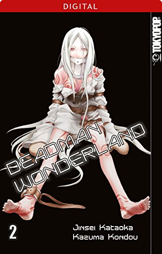 Deadman Wonderland 02: Kapitel 5-8 (German Edition)