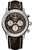 Mens Breitling Navitimer Rattrapante Bronze Watch AB031021