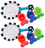 Baby : Sassy Catch & Count Net 2 pack