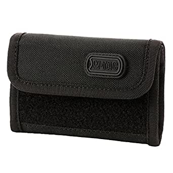 M-Tac Mens Wallet - Trifold - Nylon Canvas - Tactical Military Army