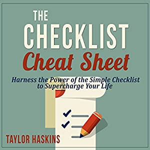 The Checklist Cheat Sheet Audiobook