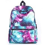 Galaxy Backpack, SKL Unisex School bag Outdoor Daypack Laptop Bag Rucksack for Middle