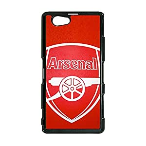 Unique Arsenal Football Club Phone Case Cover For Sony Xperia Z1 Compact/Z1 mini Arsenal Design