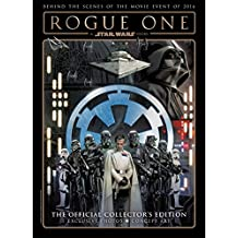 Rogue One: A Star Wars Story The Official Collector's Edition (Villains cover)