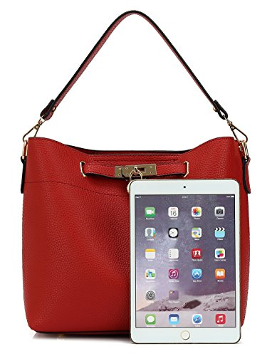 Scarleton Chic Crossbody H2060 Classy Bag Red rfYwrq