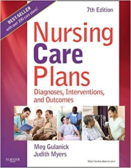 By meg gulanick phd aprn faan judith l myers rn msn nursing care by meg gulanick phd aprn faan judith l myers rn msn nursing care plans diagnoses interventions and outcomes seventh 7th edition amazon books fandeluxe Gallery