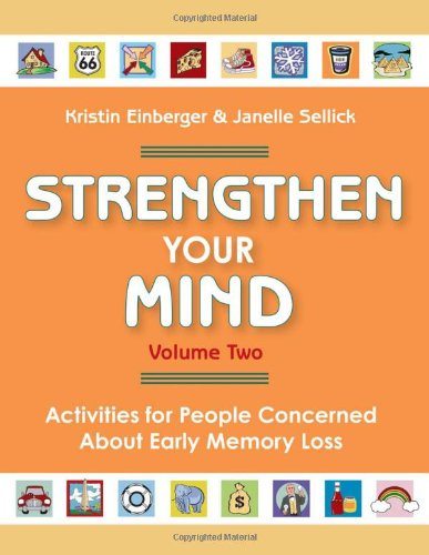 Strengthen Your Mind Vol.2 by HEALTH PROFESSIONS PRESS