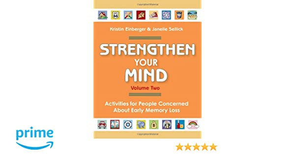 Strengthen Your Mind Vol.2: 9781932529425: Medicine & Health ...