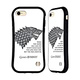 Official HBO Game Of Thrones White Winds Graphics Hybrid Case for Apple iPhone 7 / iPhone 8