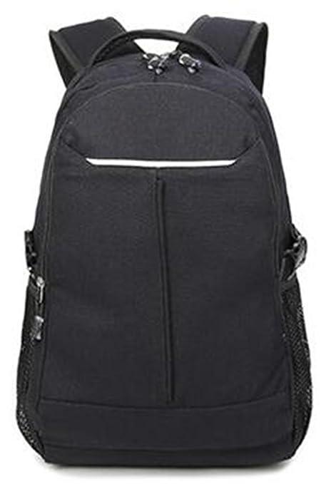 YANFEI Hombres / mujeres lona ocio mochilas estilo de la moda de gran capacidad de viaje