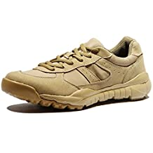 BE DREAMER Combat Outdoor Shoes Mens Lightweight Breathable Desert Boots Training Shoes