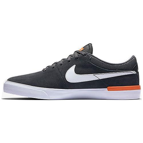 c0b02691662f Nike Men Charcoal Grey SB Koston Hypervulc Skate Shoes (7.5 UK)  Buy ...