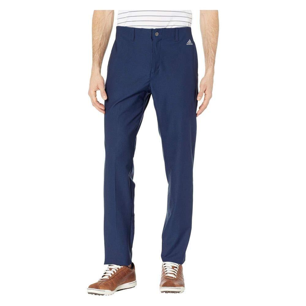 adidas Golf (アディダス) メンズ ボトムスパンツ Ultimate 3-Stripes Tapered Pants Collegate Navy サイズ32X32 [並行輸入品]   B07NB2L7ZB