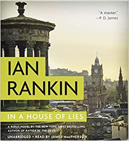 ian rankin audio books cd