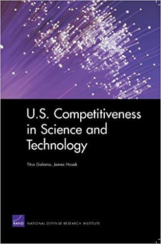 Book U.S. Competitiveness in Science and Technology