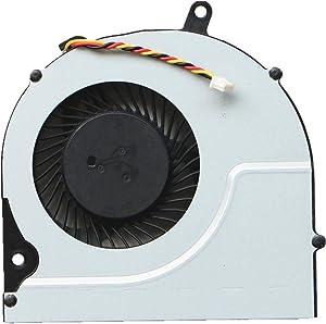 NBFAN Laptop Replacement Cooler Fan for Toshiba P50 P50T S50 S55 S50-A S55-A S50T S50T-A S55T-A CPU Cooling Fan