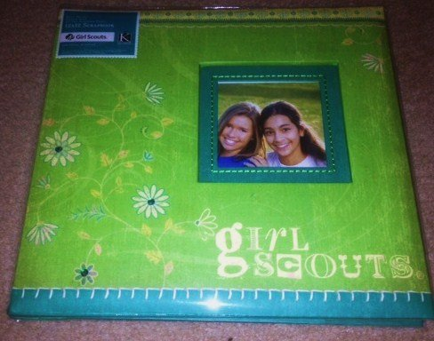 Girl Scout Scrapbook Pages (Girl Scouts Photo Album)