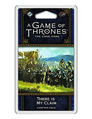 A Game of Thrones LCG 2nd Ed: There Is My Claim Card Game by Fantasy Flight Publishing
