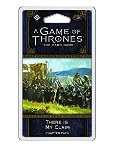 A Game of Thrones: The Card Game (Second Edition) - There Is My Claim Honor - English