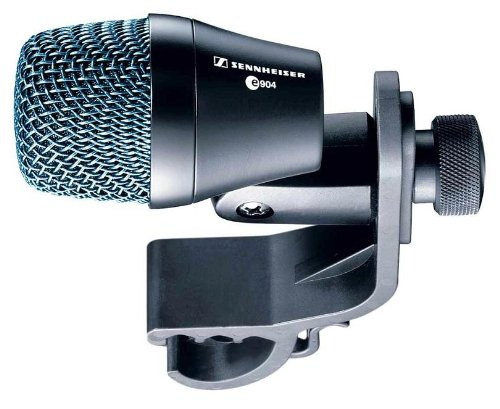 (Sennheiser e904 Cardioid Dynamic Mic for Toms/Snare Drums)