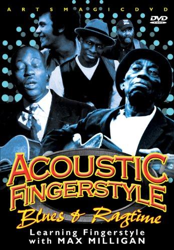 Milligan, Max - Acoustic Fingers...