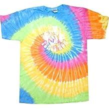 Buy Cool Shirts Peace Shirt Peace Now Tie Dye T-shirt