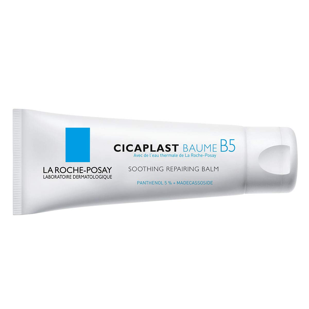 La Roche-Posay Cicaplast Balm B5, Soothing Therapeutic Multi Purpose Cream for Dry & Irritated Skin, Body and Hand Balm, Fragrance Free