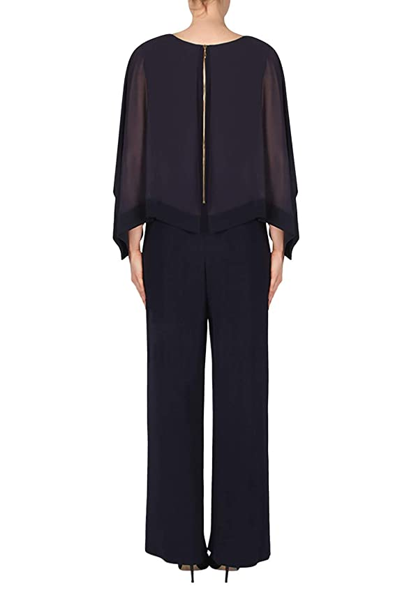 df15af716073 Amazon.com  Joseph Ribkoff Women s Jumpsuit Style 183246  Clothing