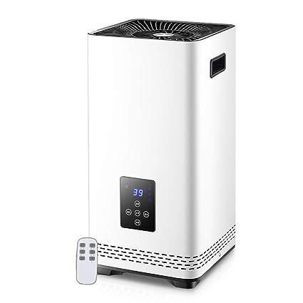 OR&DK Portátil Eléctrico Calefactor, Casa Radiadores con Ajustable Termostato Exceso de Calor y la protección