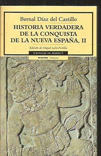 Historia verdadera de la conquistade la nueva España, II cronicas de América, 3 Cronicas de America: Amazon.es: Del Castillo, Bernal Diaz: Libros