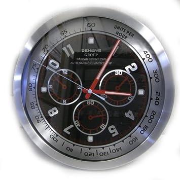size 40 893b3 cfe73 Amazon (腕時計みたいな掛け時計)ロレックス風 おしゃれ ...