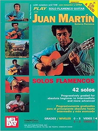 Solos Flamencos: Play Solo Flamenco Guitar: Amazon.es: Martin ...